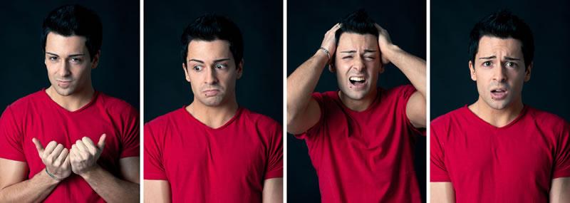 Expresiones de un emprendedor cuando el cliente pide descuento ©pio3/ fotolia