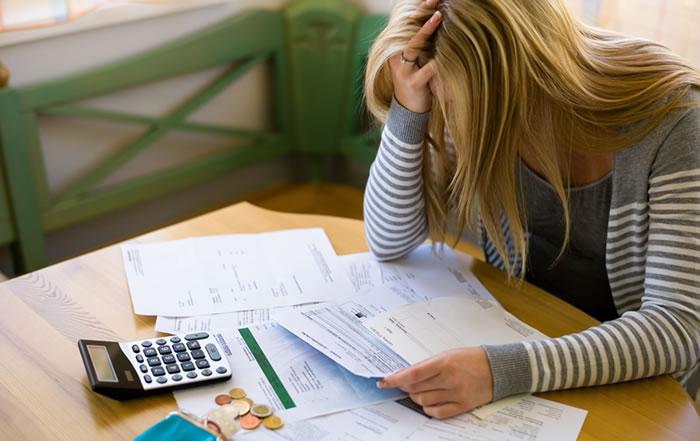 Comenzar con deudas personales es un error de emprendedor foto: Gina Sanders/ Fotolia